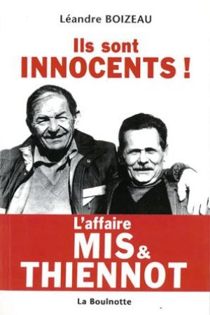 Ils sont innocents !